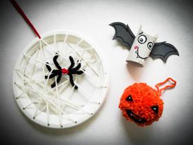 Bild: Halloween Bastel-Workshop (ab 5 Jahren)