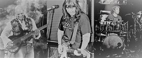 Bild: Davy Oz Band - Blues-Rock