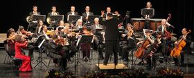 Bild: Pullacher Neujahrskonzert 2020 - Ungarische Kammerphilharmonie - Pullach grüßt Wien