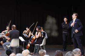 Bild: Musik am Nachmittag - GALERIEPLÄTZE