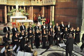 Bild: Jubiläumskonzert 40 Jahre Palestrina Chor Nürnberg - Antonio Vivaldi (Gloria) - Joseph Haydn (Nelsonmesse)