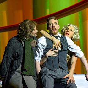Bild: Fabian - Schauspiel - Theater der Altmark