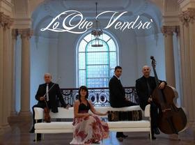 Bild: Konzert mit Bandoneon und Quartett:       Klassik, Bach & Piazzolla
