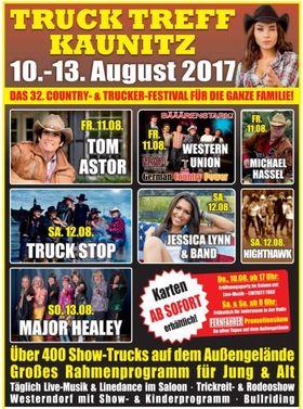 Bild: Truck Treff Kaunitz 2017 - Festivalticket