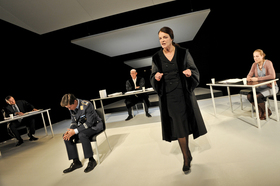 Bild: Terror - Theaterstück von Ferdinand von Schirach