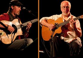 Bild: Dylan Fowler (Wales) & Ian Melrose (Schottland), Gitarre (Meisterkonzert) - Von keltischen Roots zum zeitgenössischen Folk-Jazz