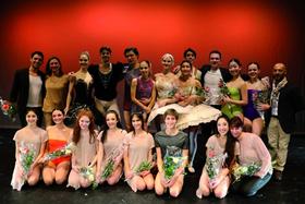Bild: Ballett-Gala - BMICA Company und Academy