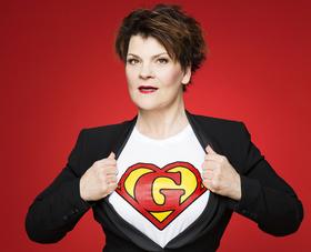 Bild: Gayle Tufts - Superwoman