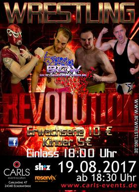 Bild: BCW Revolution 2017 - Baltic Championship Wrestling