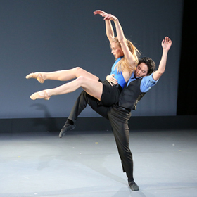 Bild: Junge Choreografen - Anhaltisches Theater Dessau