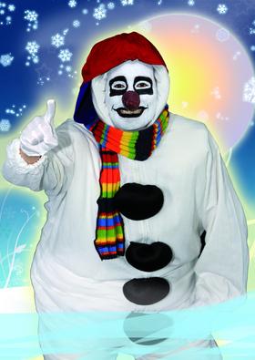 Bild: Snowy und die Zeitreise - die Jubiläumsshow - Premiere
