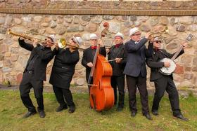 Bild: The Rattle Storks Oldtime Jazzband -