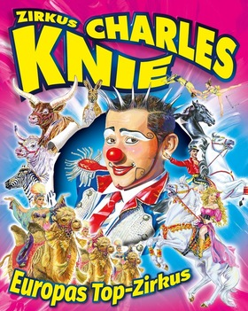 Bild: Zirkus Charles Knie - Donaueschingen - Große Familienvorstellung