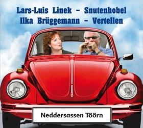 Bild: Neddersassen Töörn - Lars-Luis Linek und Ilka Brüggemann auf dem Reisetöörn dör Neddersachsen