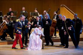 Bild: Open Air in Bad Bergzabern - Opern Gala 2017 mit der Festspieloper Prag