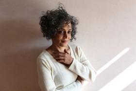 Bild: Arundhati Roy