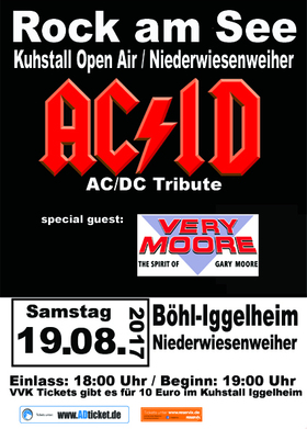 Bild: Rock am See - AC/DC Tribute und Gary Moore Tribute