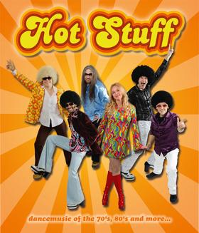 Bild: Silvesterorgie mit Hot Stuff + special guests
