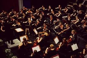 Bild: Konzert des Landesjugendorchesters Rheinland-Pfalz - Werke von Edward Elgar und Antonin Dvorak
