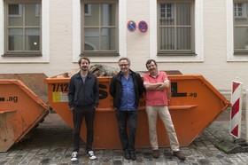 Bild: OBI oder das Streben nach Glück - Karl Bruckmeier, Wilfried Petzi, Johannes Haslinger
