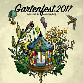 Bild: Gartenfest 2017 - Open Air im Lieblingskiez