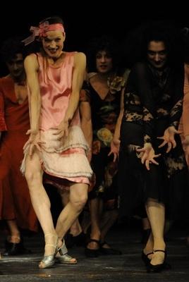 Bild: Die sieben Todsünden - Tanzabend von Pina Bausch