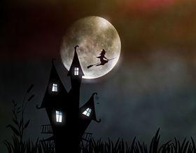 Bild: Monsterparty zu Halloween