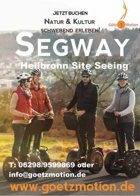 Bild: Segway Tour Heilbronn