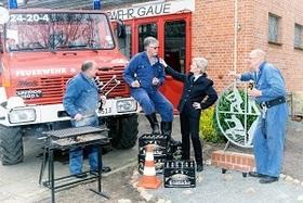 Bild: Theatergruppe Gaue - De verrückte Familie - Plattdeutsches Theater