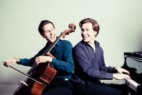 Bild: Internationale Schlosskonzerte: Duo Gerassimez - Gewinner des Deutschen Musikwettbewerbs