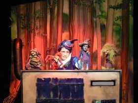 Bild: 25. Kindertheaterfestival 2017 - DIE KLEINE HEXE - Puppenspielkompagnie Handmaids Berlin