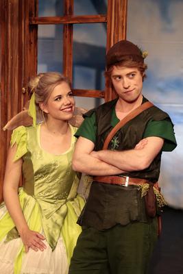 Bild: Peter Pan - das Musical für die ganze Familie