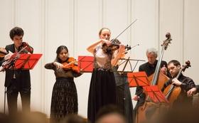 Bild: Konzert der Albert-Eckstein-Stiftung - Stipendiaten-Konzert