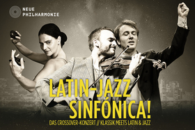 Bild: NEUE PHILHARMONIE Berlin präsentiert - Latin-Jazz Sinfónica