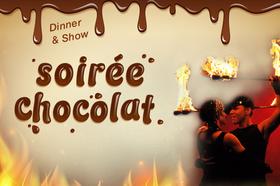 Bild: Dinner & Show – Soirée Chocolat