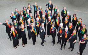 Bild: Jubiläumskonzert - 25 Jahre Frauenchor Singen