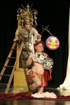 Bild: Ein Mittsommernachtstraum - Komödie von William Shakespeare