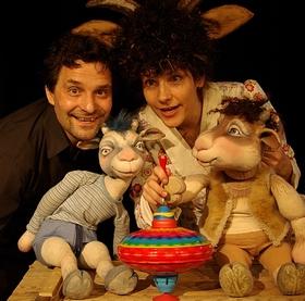 Bild: Der Wolf und die kleinen Geißlein - Schauspiel für Kinder ab 4 Jahren
