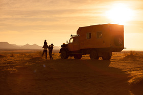 Bild: Dominic Maier: Mercurs Reise - Reisefilm mit Familie