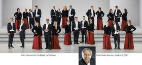 Bild: Kammerchor Stuttgart a cappella: Luthers Lieder - Kammerchor Stuttgart, Leitung: Frieder Bernius