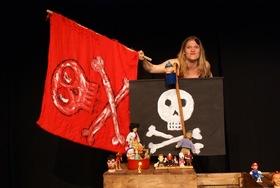Bild: Käpt´n Knitterbart und Mee(h)r - Nach einer Geschichte von Cornelia Funke für alle echten Piratenfreunde ab 4 Jahren