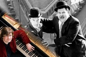Bild: Stephan Graf v. Bothmer: Stan & Olli - Stummfilm-Konzert
