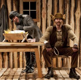 Bild: Ox und Esel - Eine schöne Bescherung für die ganze Familie - ab 6 Jahren