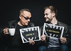 Bild: Gastspiel: Heitmann & Lauth - Zeitgeisterstunde - Kein Kabarett/ Keine Lesung/ Keine Langeweile