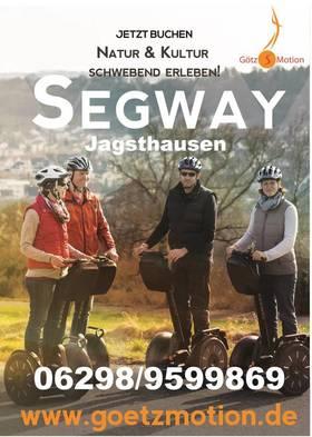 Bild: Segway Tour Jagsthausen - Jagsthausen Segway Tour Kloster Schöntal