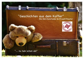 Bild: Geschichten aus dem Koffer - einfach.Theater