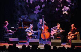 """Bild: Joschi Schneeberger Quintett - """"A Wöd Jazz aus Wien"""""""