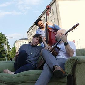 Bild: Fischer-Spohr-Wenzel Trio - Weltmusikalischer Magie