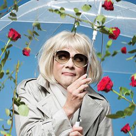 Bild: Irmgard Knef - Kabarett: Ein Lied kann eine Krücke sein