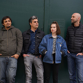 Bild: Alexandra Ulner & Band - Jazz, Blues, Rock, Indiepop...